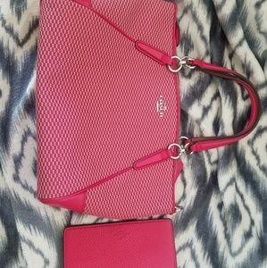 Authentic coach purse NEW